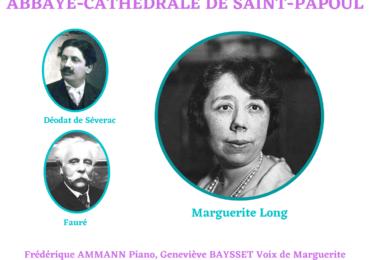 Concert Grandes Destinées musicales en Lauragais