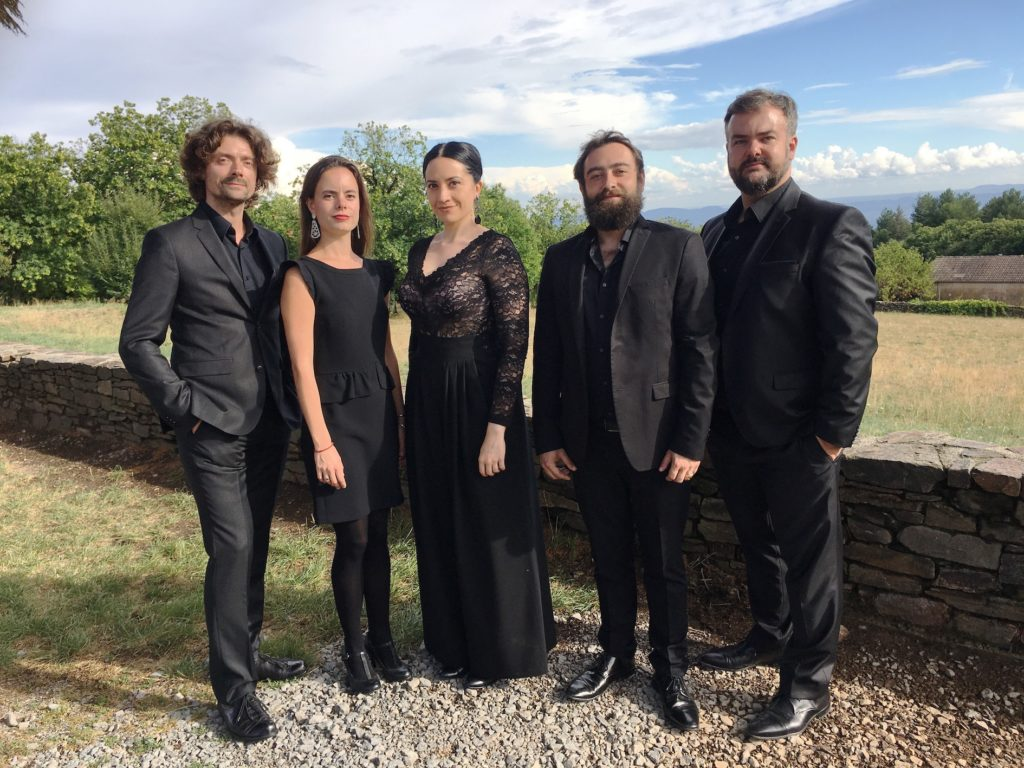 Concert Tarentule, 1er aout